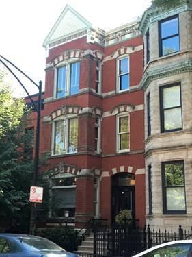 623 W Belden Unit 2, Chicago, IL 60614 Lincoln Park