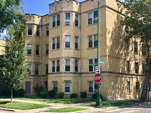 6205 N Claremont Unit 3, Chicago, IL 60659