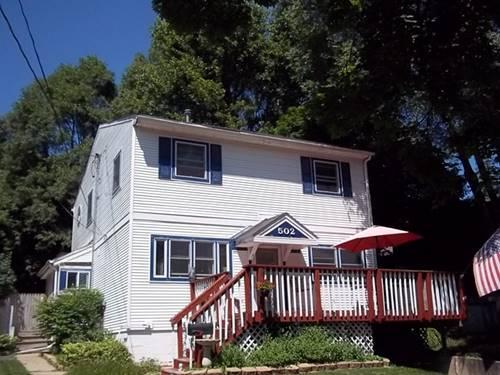 502 Park, Fox River Grove, IL 60021