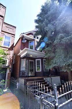 1716 W Balmoral, Chicago, IL 60640 Andersonville