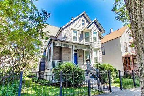 3543 N Albany, Chicago, IL 60618