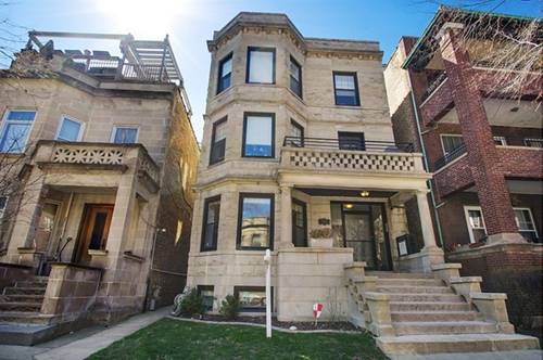 3644 N Magnolia Unit 1, Chicago, IL 60613 Lakeview
