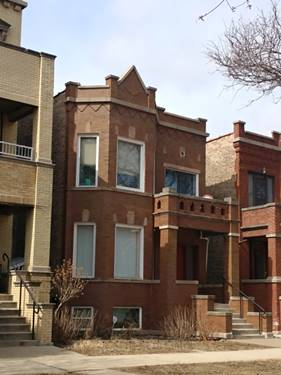 2638 N Mozart, Chicago, IL 60647 Logan Square