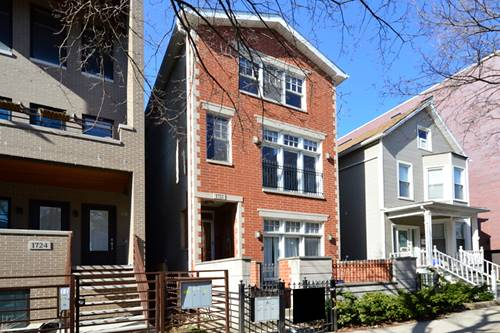1722 W Roscoe Unit 2, Chicago, IL 60657 Roscoe Village
