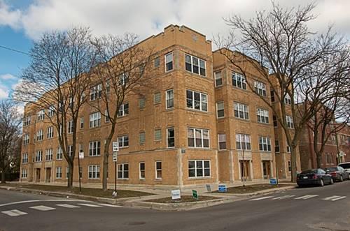 3808 W Belle Plaine Unit G, Chicago, IL 60618