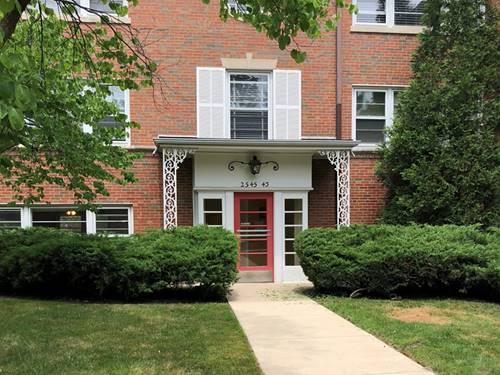 2545 Bennett Unit G, Evanston, IL 60201