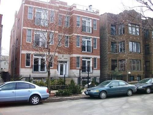4335 N Ashland Unit 2, Chicago, IL 60613 Uptown