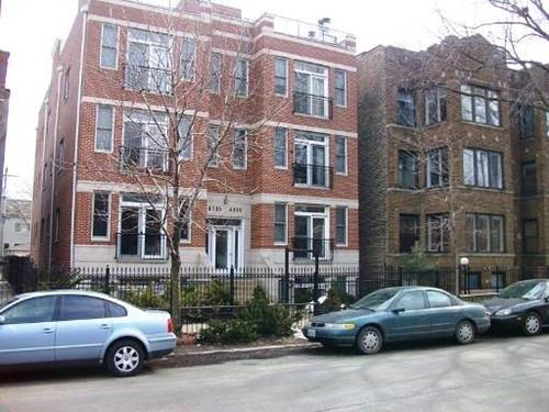 4339 N Ashland Unit 2, Chicago, IL 60613 Uptown