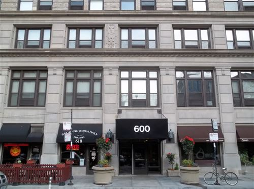 600 S Dearborn Unit 207, Chicago, IL 60605