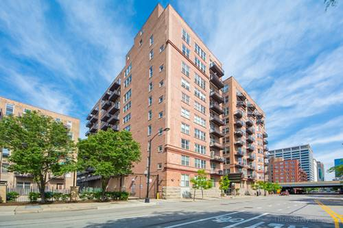 500 S Clinton Unit 533, Chicago, IL 60607