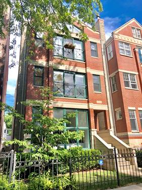 3243 N Seminary Unit 2, Chicago, IL 60657 Lakeview