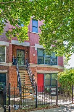 1443 W Fillmore Unit A, Chicago, IL 60607