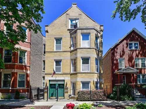 2528 W Belden, Chicago, IL 60647 Logan Square