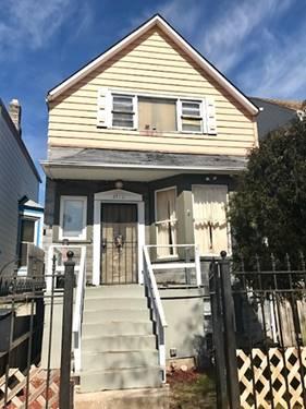 3710 W Dickens, Chicago, IL 60647