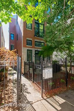 1444 N Cleveland Unit 3, Chicago, IL 60610 Old Town