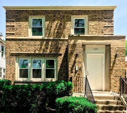 11039 S Emerald, Chicago, IL 60628