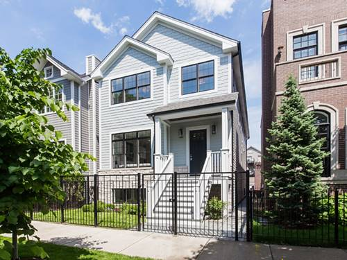 2933 N Seeley, Chicago, IL 60618 West Lakeview