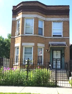 3837 W Huron, Chicago, IL 60624 East Garfield Park