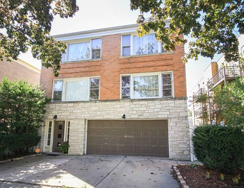 6036 N Francisco, Chicago, IL 60659