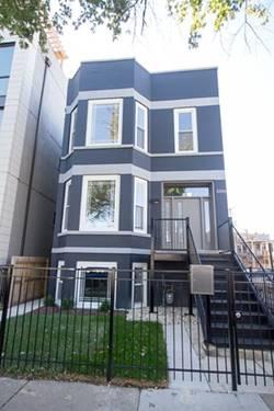 2536 N Linden, Chicago, IL 60647 Logan Square