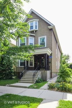 2510 N St Louis, Chicago, IL 60647 Logan Square