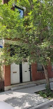 746 N Elizabeth Unit 1, Chicago, IL 60642 Noble Square