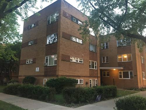 6250 N Francisco Unit 3AW, Chicago, IL 60659