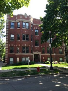702 Reba Unit 303, Evanston, IL 60202