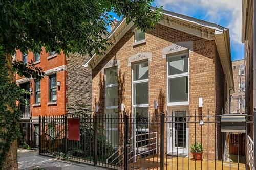 1730 W Pierce, Chicago, IL 60622 Wicker Park
