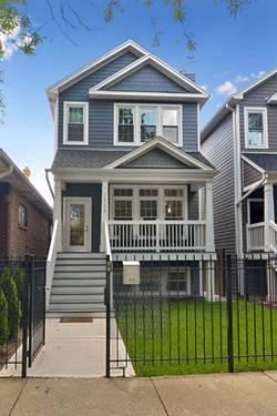 2855 N Talman, Chicago, IL 60618