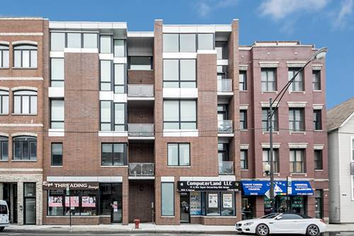 2628 N Halsted Unit 3S, Chicago, IL 60614 Lincoln Park