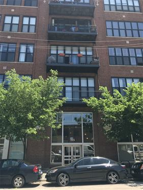 215 N Aberdeen Unit 502B, Chicago, IL 60607