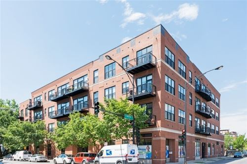 2 S Leavitt Unit 203, Chicago, IL 60612