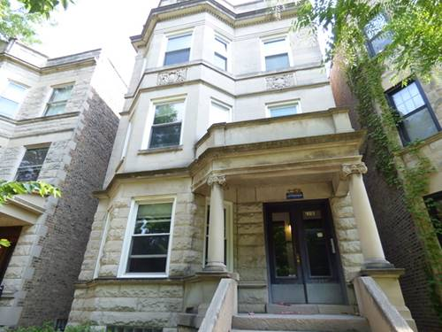 1315 W Eddy Unit 2, Chicago, IL 60657 Lakeview