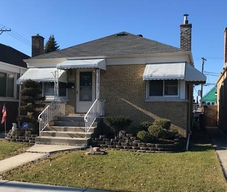 5152 S Laporte, Chicago, IL 60638 Vittum Park