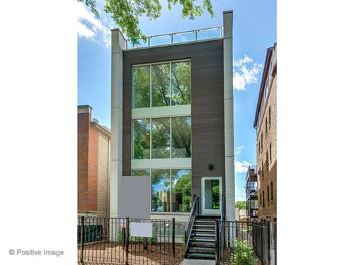 2224 N Seeley Unit 1, Chicago, IL 60647 Bucktown