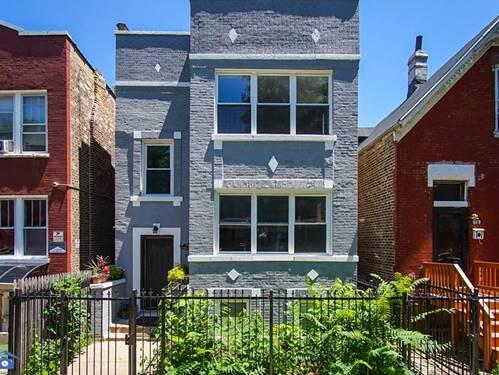 841 N Francisco Unit 2, Chicago, IL 60622