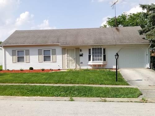 4708 Salem, Richton Park, IL 60471