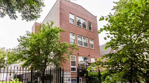 2458 N Linden Unit 2, Chicago, IL 60647 Logan Square