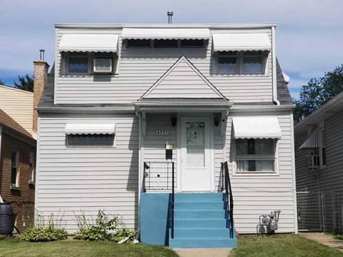 4321 N Overhill, Norridge, IL 60706