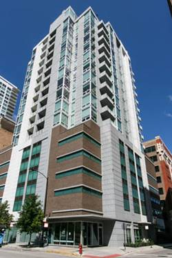 170 W Polk Unit 802, Chicago, IL 60605 South Loop