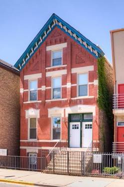1300 N Greenview Unit 3F, Chicago, IL 60642 Wicker Park