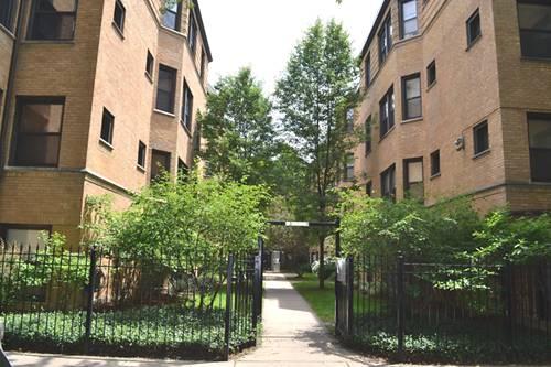7639 N Greenview Unit 1E, Chicago, IL 60626