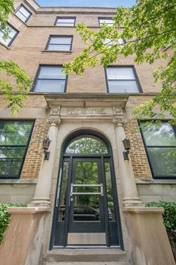 1715 N Crilly Unit 2, Chicago, IL 60614 Lincoln Park