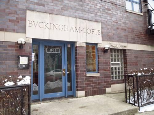 865 W Buckingham Unit 206, Chicago, IL 60657 Lakeview