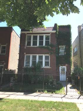 3419 N Lowell, Chicago, IL 60641