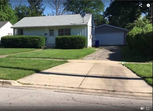 819 E Indiana, Wheaton, IL 60187