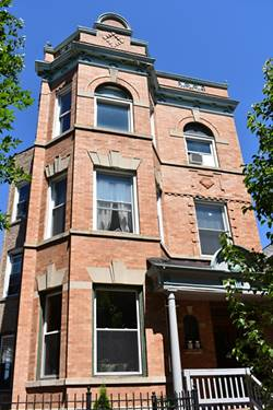 1362 N Wolcott Unit 2, Chicago, IL 60622 Wicker Park