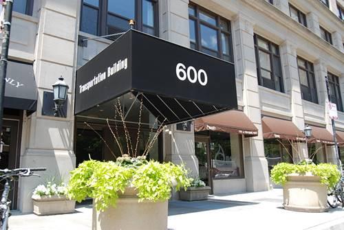600 S Dearborn Unit 1012, Chicago, IL 60605