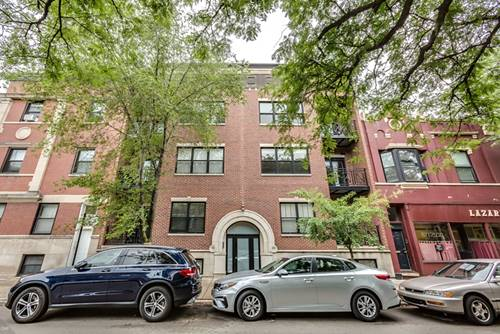 707 W Wrightwood Unit 3W, Chicago, IL 60614 Lincoln Park